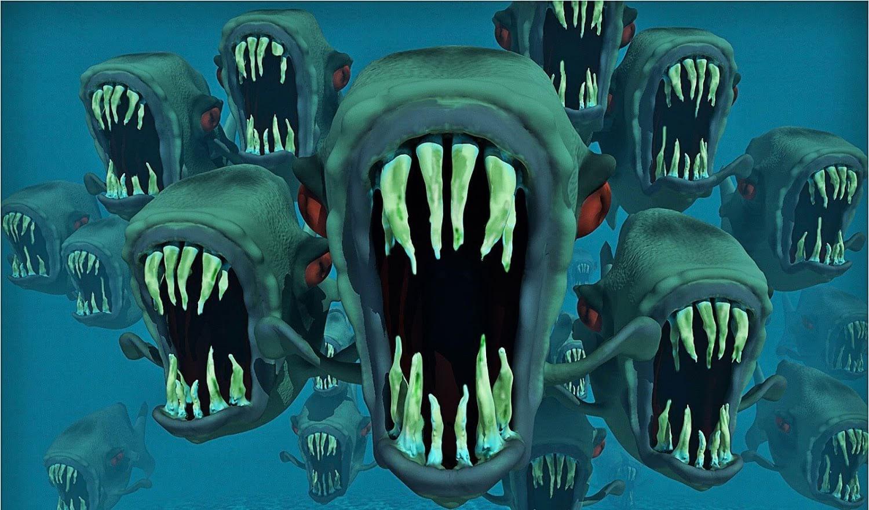 Dark Abyss - Schjelderup Fredrick - Partition - laflutedepan.com