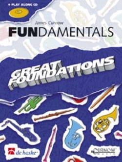 Fundamentals James Curnow Partition Saxophone - laflutedepan