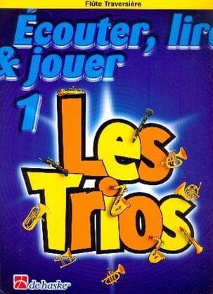 Ecouter Lire et Jouer - Les trios Volume 1 - 3 Flûtes traversières laflutedepan