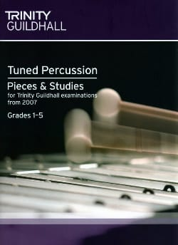 Tuned Percussion - Pieces & Studies - Grades 1-5 laflutedepan