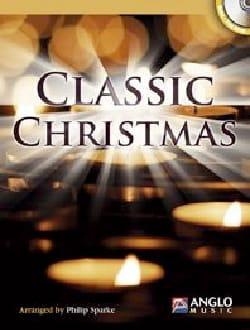 Classic christmas Noël Partition Flûte traversière - laflutedepan