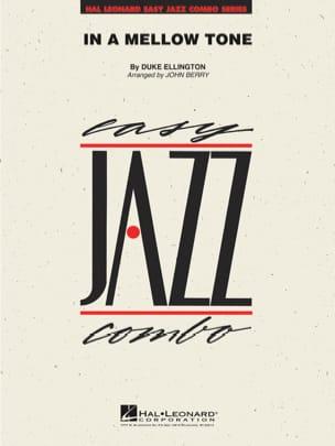 In a Mellow Tone Duke Ellington Partition ENSEMBLES - laflutedepan