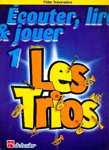 Ecouter Lire et Jouer - Les trios Volume 1 - 3 Flûtes traversières - laflutedepan.com