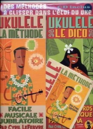 Ukulele - Pack Méthode & Dico - laflutedepan.com
