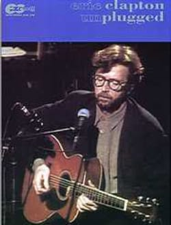 Unplugged Easy Guitar Eric Clapton Partition Pop / Rock - laflutedepan