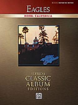 Eagles - Hotel California - Guitar - Partition - di-arezzo.co.uk