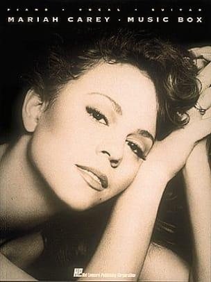 Music Box Mariah Carey Partition Pop / Rock - laflutedepan