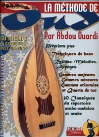 La méthode Oud Ouardi Abdou / Rébillard Jean-Jacques laflutedepan