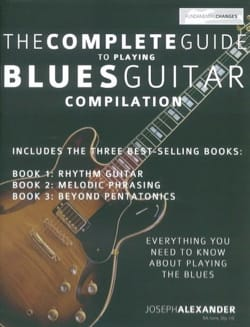 The Complete Guide To Playing Blues Guitar Compilation laflutedepan