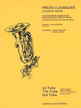 Pièces Classiques Volume 2 Partition Tuba - laflutedepan