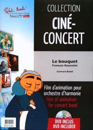 Le Bouquet - François Rousselot - Partition - laflutedepan.com