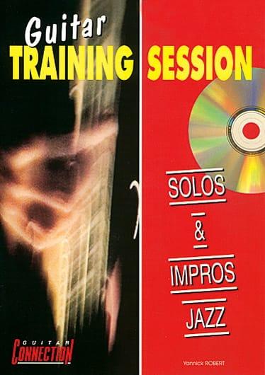 Guitar Training Session Solos Et Impros Jazz - laflutedepan.com