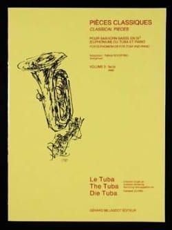 Pièces Classiques Volume 3 Partition Tuba - laflutedepan