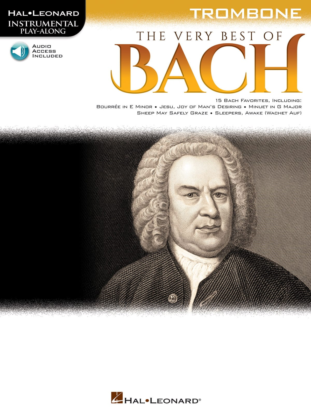 The Very Best of Bach - BACH - Partition - Trombone - laflutedepan.com