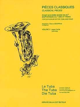 Pièces Classiques Volume 4 Partition Tuba - laflutedepan