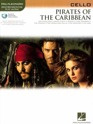 Pirates des Caraïbes Klaus Badelt Partition Violoncelle - laflutedepan