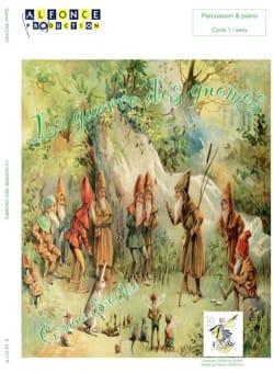 La guerre des gnomes Gianni Sicchio Partition laflutedepan