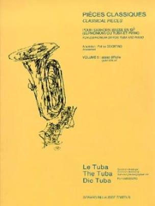Pièces Classiques Volume 5 - Partition - Tuba - laflutedepan.com
