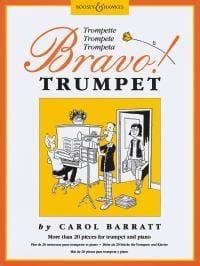 Bravo Trumpet Carol Barratt Partition Trompette - laflutedepan