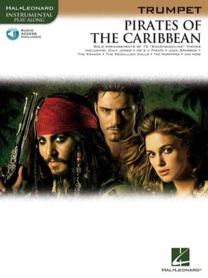 Pirates des Caraïbes Klaus Badelt Partition Trompette - laflutedepan