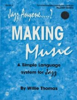 Jazz anyone...? Making music volume 3 - laflutedepan.com