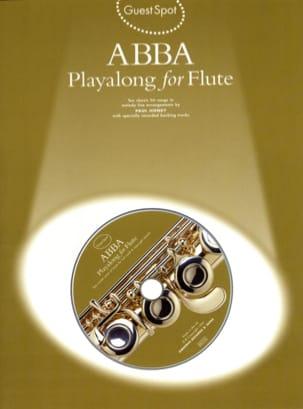 Guest Spot - Abba Playalong For Flute ABBA Partition laflutedepan