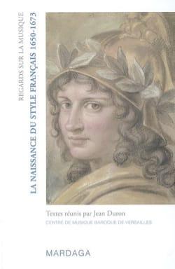 La naissance du style français : 1650-1673 Jean DURON laflutedepan