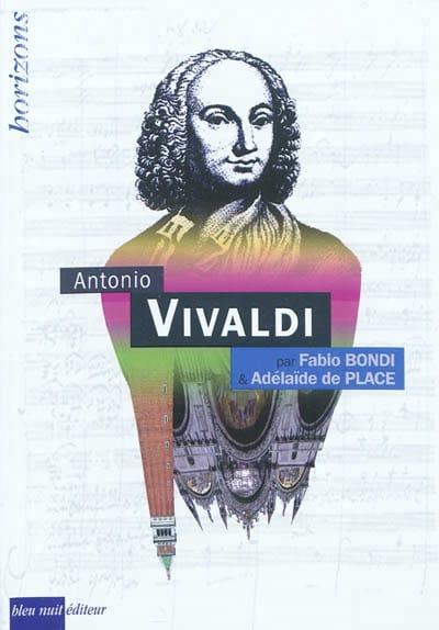 Antonio Vivaldi - BIONDI Fabio / PLACE Adélaïde de - laflutedepan.com