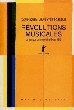 Révolutions musicales laflutedepan