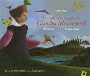 Les mille et un voyages de Claudio Monteverdi laflutedepan