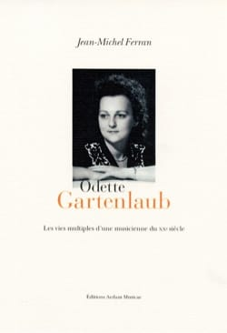 Odette Gartenlaub FERRAN Jean-Michel Livre Les Hommes - laflutedepan