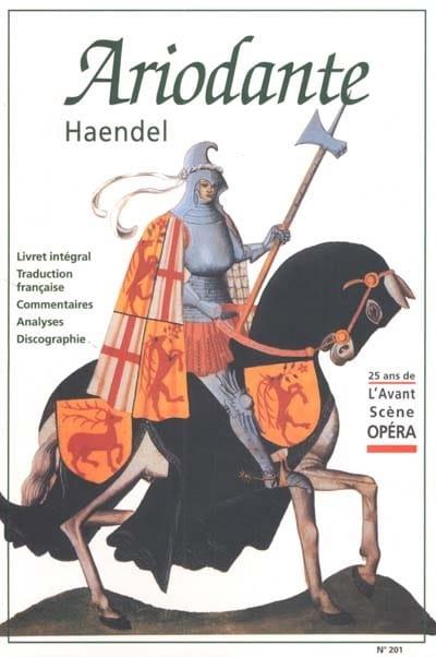 Avant-scène opéra (L'), n° 201 : Ariodante - laflutedepan.com