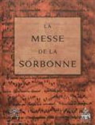 La messe de la Sorbonne - COLLECTIF - Livre - laflutedepan.com