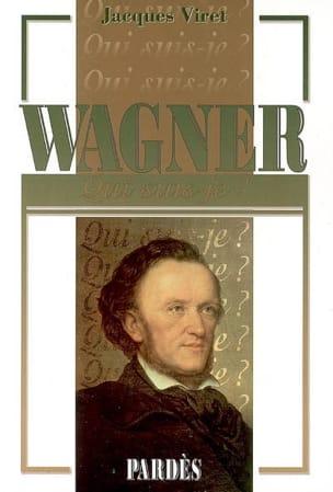 Wagner - Jacques VIRET - Livre - Les Hommes - laflutedepan.com