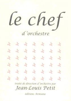 Le chef d'orchestre PETIT Jean-Louis Livre laflutedepan