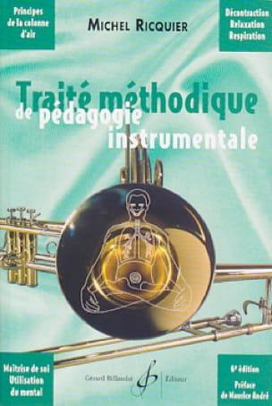 Traité méthodique de pédagogie instrumentale - laflutedepan.be