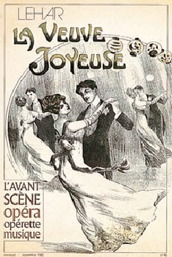 Avant-scène opéra (L'), n° 45 : La veuve joyeuse LEHAR laflutedepan