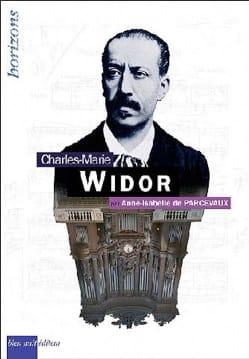 Charles-Marie Widor DE PARCEVAUX Anne-Isabelle Livre laflutedepan