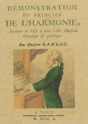 Démonstration du principe de l'harmonie - RAMEAU - laflutedepan.com