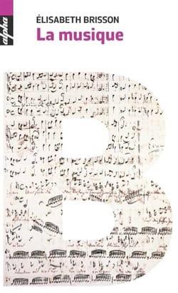 La musique Élisabeth BRISSON Livre laflutedepan