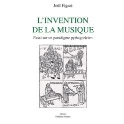 L'invention de la musique Joël FIGARI Livre laflutedepan
