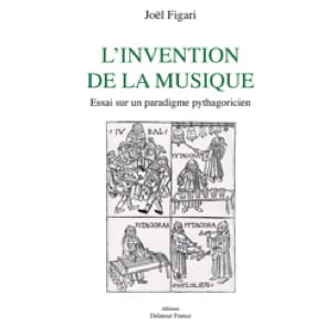 L'invention de la musique - Joël FIGARI - Livre - laflutedepan.com