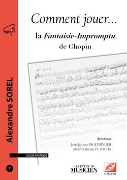 Comment jouer... la Fantaisie-Impromptu de Chopin laflutedepan