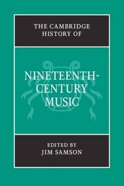 The Cambridge History of Nineteenth-Century Music laflutedepan