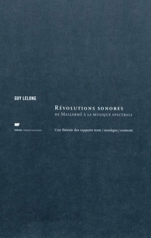 Révolutions sonores : de Mallarmé à la musique spectrale laflutedepan
