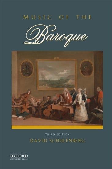 Music of the baroque - David SCHULENBERG - Livre - laflutedepan.com