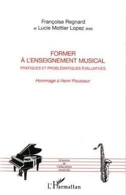 Former à l'enseignement musical : pratiques et problématiques évaluatives laflutedepan