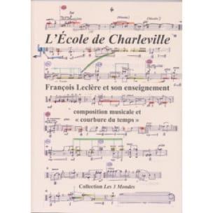 L'École de Charleville : François Leclère et son enseignement - laflutedepan.com
