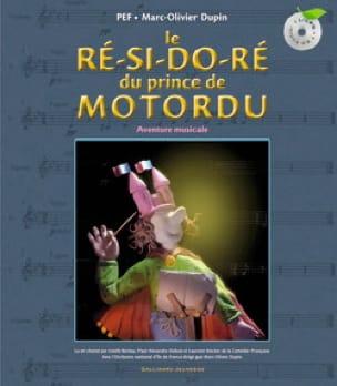 Le ré-si-do-ré du prince de Motordu : aventure musicale - laflutedepan.com