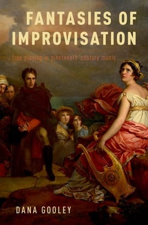 Fantasies of improvisation Dana GOOLEY Livre laflutedepan